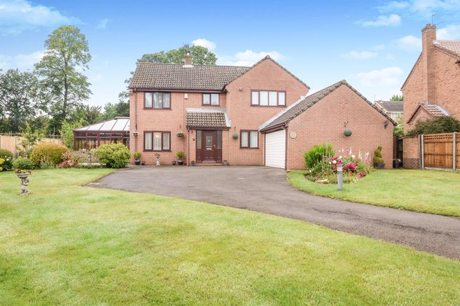 Thumbnail Detached house for sale in Woodchurch Road, Arnold, Nottingham