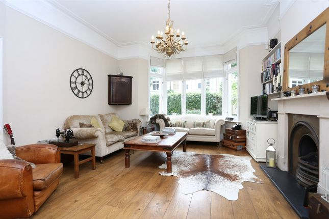 Thumbnail End terrace house to rent in Aldbourne Road, London