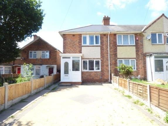 2 bed end terrace house for sale in Quorn Grove, Erdington, Birmingham, West Midlands B24