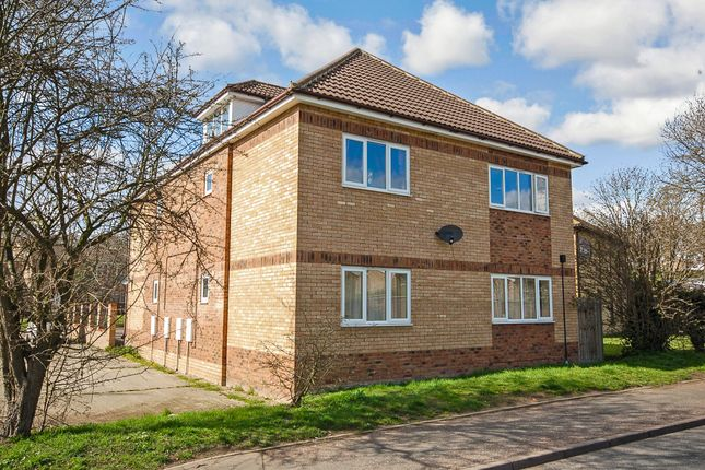 Thumbnail Flat for sale in Isabelle House, Anna Gurney Close, Thetford, Norfolk