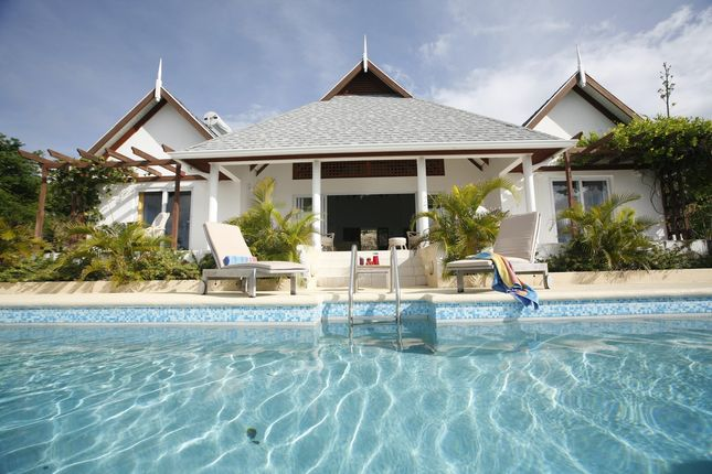 Thumbnail Villa for sale in Rudder Rock Villa, Cap Estate, St Lucia