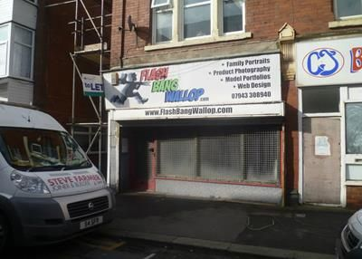 Retail premises to let in 61 Bolton Street, Blackpool