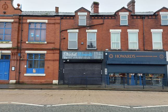 Thumbnail Retail premises for sale in Manchester Road, Denton