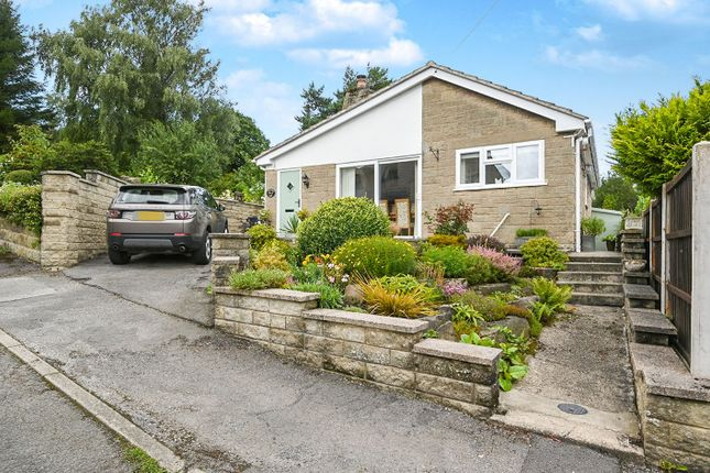 Thumbnail Detached bungalow for sale in Culland View, Crich, Matlock