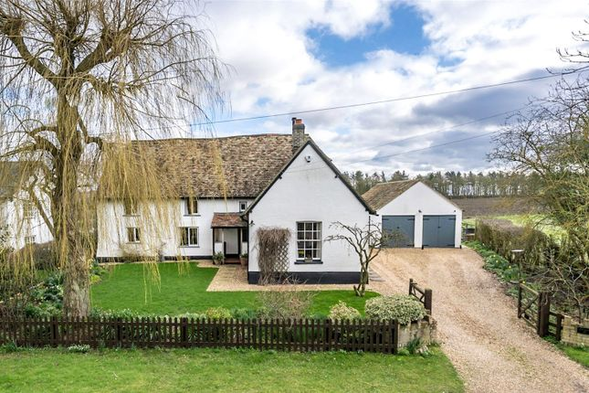 Thumbnail Detached house for sale in Main Street, Hardwick, Cambridgeshire