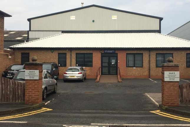 Thumbnail Industrial to let in 4-5 Earls Park North, Team Valley, Earlsway, Gateshead