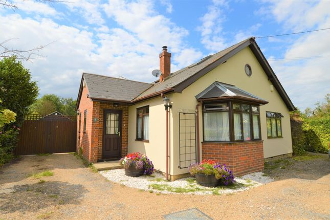 Thumbnail Detached bungalow for sale in Seven Star Green, Eight Ash Green, Colchester
