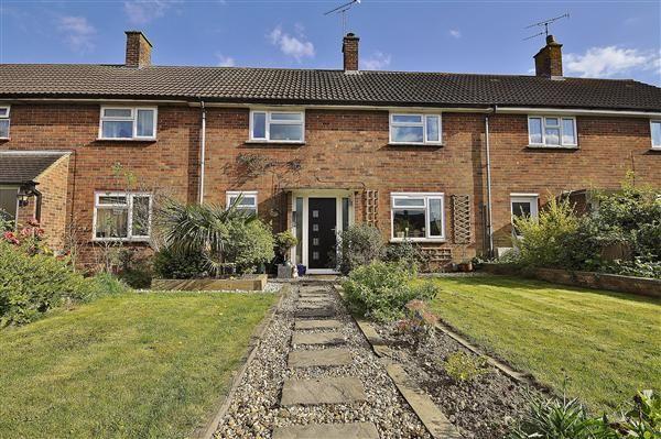 Thumbnail Terraced house for sale in Bean Close, Singleton, Ashford