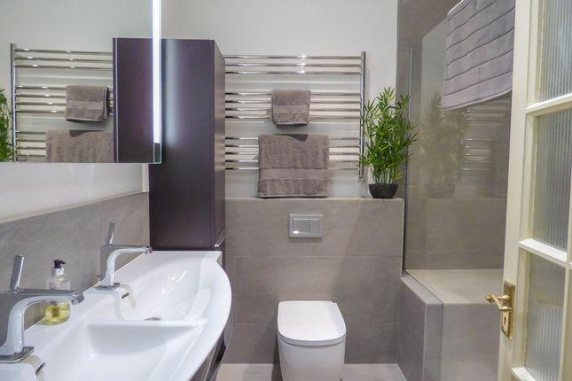 Shower Room of Edge Of Sydney Gardens, Central Bath BA2