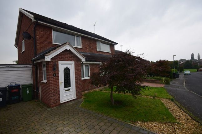 Thumbnail Property to rent in Blackthorn Close, Marford, Wrexham