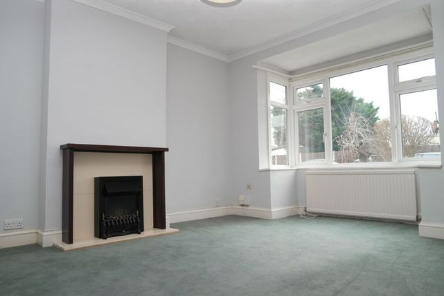 Thumbnail Bungalow to rent in Clarence Road, Bexleyheath