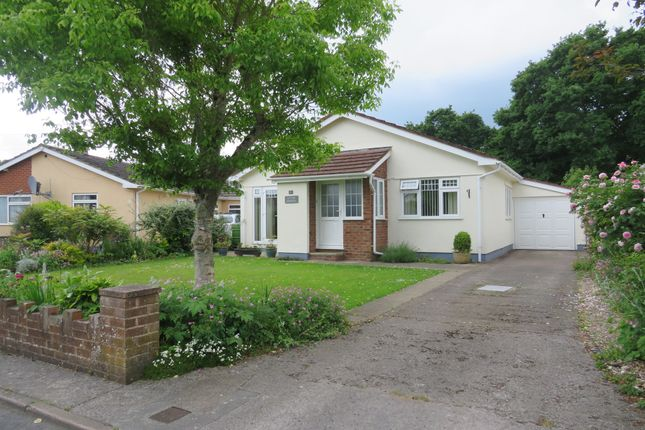 Thumbnail Detached bungalow for sale in Broadway Avenue, Kingsteignton, Newton Abbot