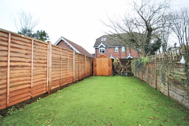 Garden of Paget Place, Thames Ditton KT7
