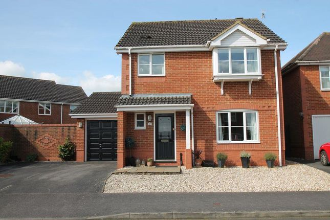 Thumbnail Detached house for sale in Dukes Way, Tewkesbury