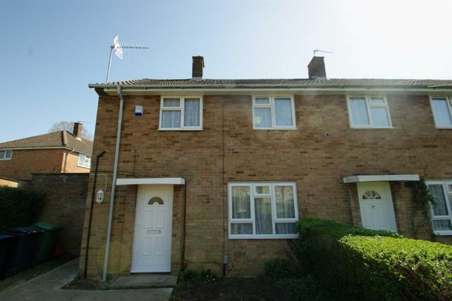 Thumbnail End terrace house to rent in Hillary Road, Adeyfield, Hemel Hempstead