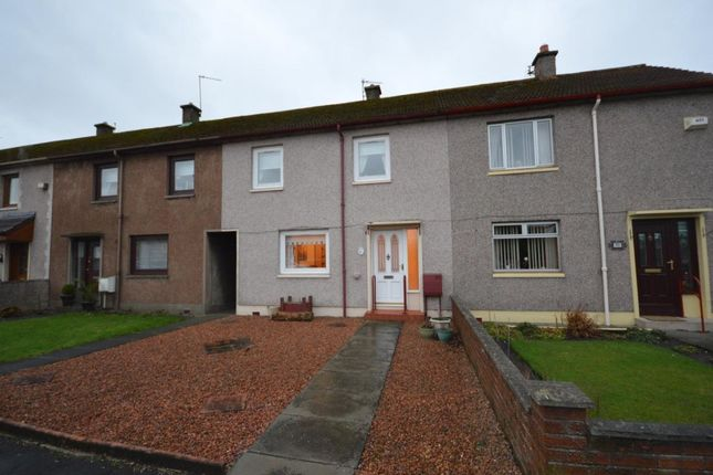 Thumbnail Terraced house to rent in Manse Road, Crossgates, Cowdenbeath