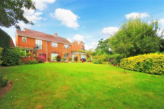 Thumbnail Detached house to rent in Mills Spur, Old Windsor, Berkshire