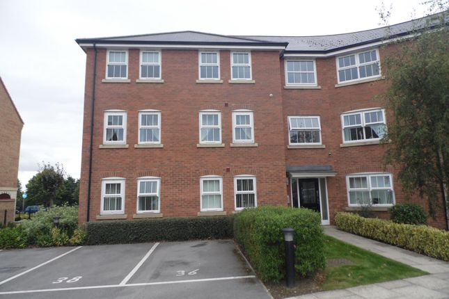 Thumbnail Triplex to rent in Windermere Drive, Doncaster