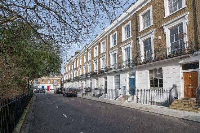 Thumbnail Terraced house for sale in Markham Square, Chelsea, London