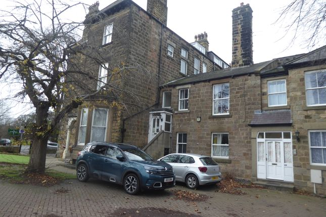 Thumbnail Block of flats for sale in 1 Granbry Road, Harrogate