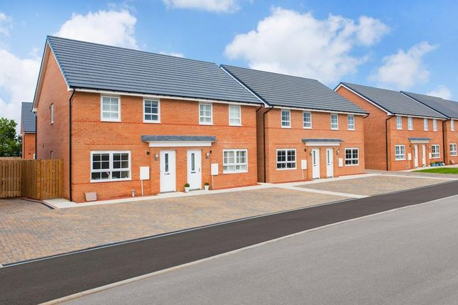 """Thumbnail Terraced house for sale in """"Kenley"""" at Tenth Avenue, Morpeth"""