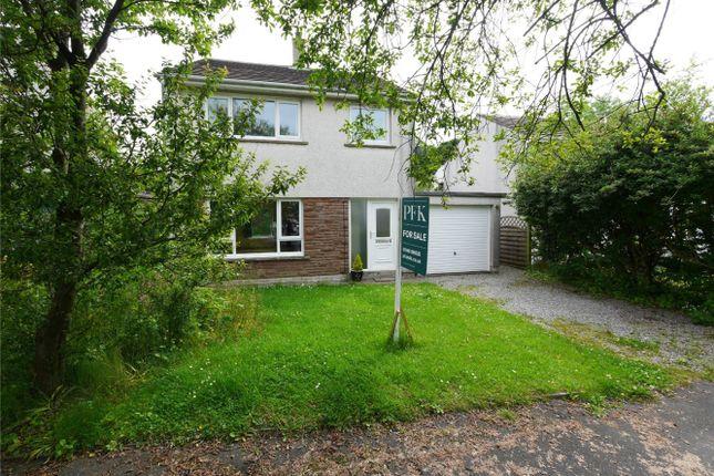 Thumbnail Detached house for sale in 39 Denton Park, Gosforth, Seascale, Cumbria