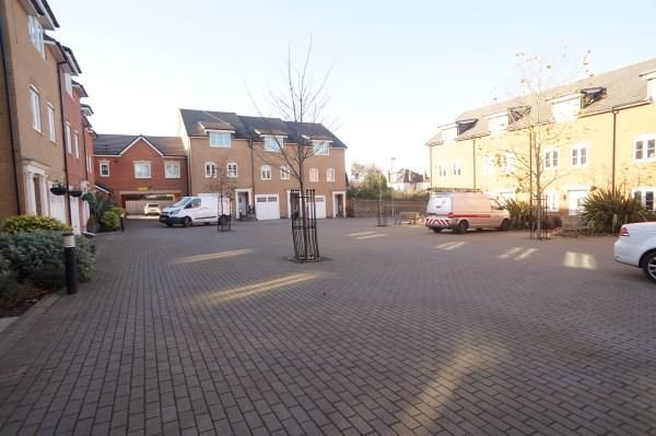 Courtyard Area of Dundee Drive, Fishponds, Bristol BS16