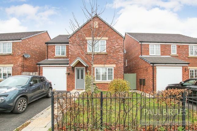 Thumbnail Detached house to rent in Broadway, Davyhulme, Manchester