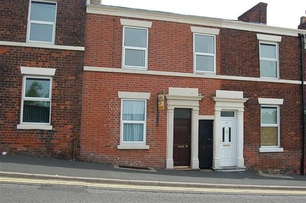 Thumbnail Terraced house to rent in Wellfield Road, Preston