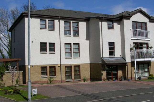 Thumbnail Flat to rent in Station Road, Inverkip, Greenock