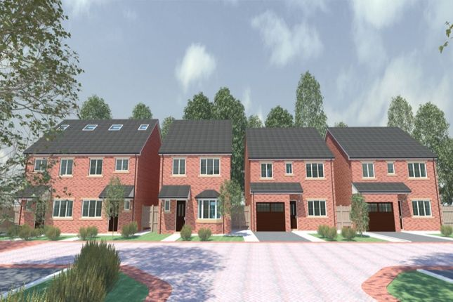 Thumbnail Detached house for sale in The Dorchester Ardsley Falls Common Lane, East Ardsley, Wakefield