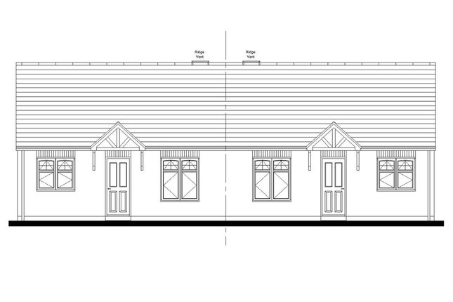 Thumbnail Semi-detached bungalow for sale in Holmewood, Chesterfield
