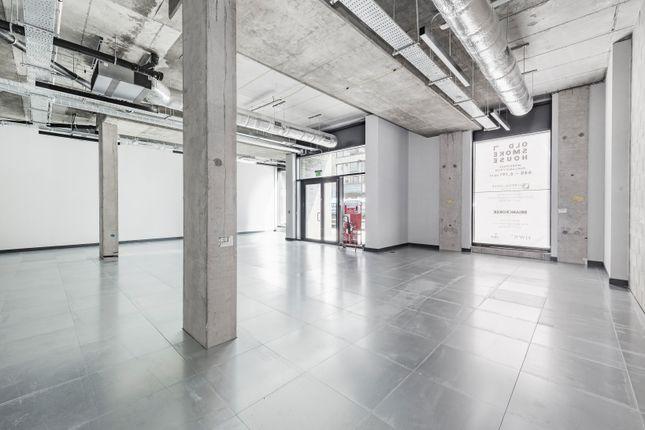 Thumbnail Office for sale in Monier Road, London