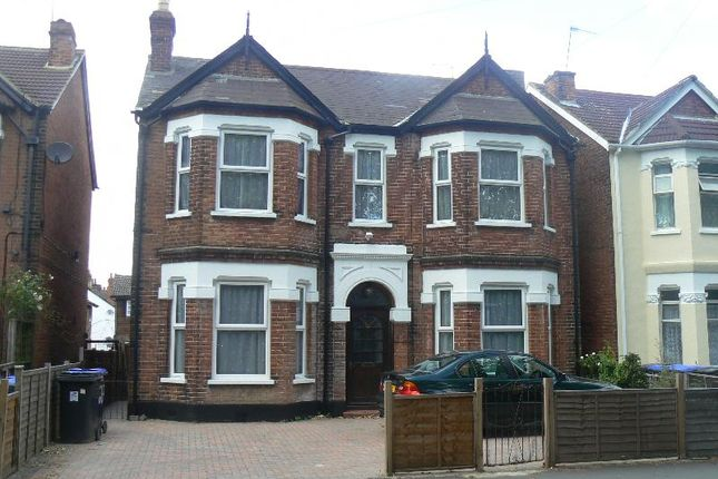 Thumbnail Detached house to rent in The Limes, Maybury Road, Woking