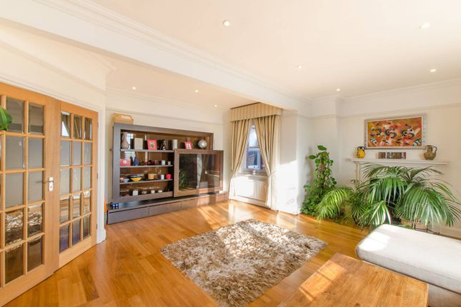 Thumbnail Flat for sale in Church Row, Hampstead