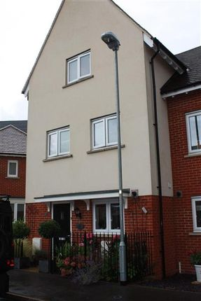 Thumbnail Semi-detached house to rent in Garner Drive, St. Ives, Huntingdon