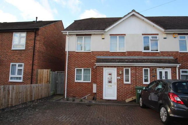 Thumbnail End terrace house to rent in Angelsea Road, Orpington, Kent