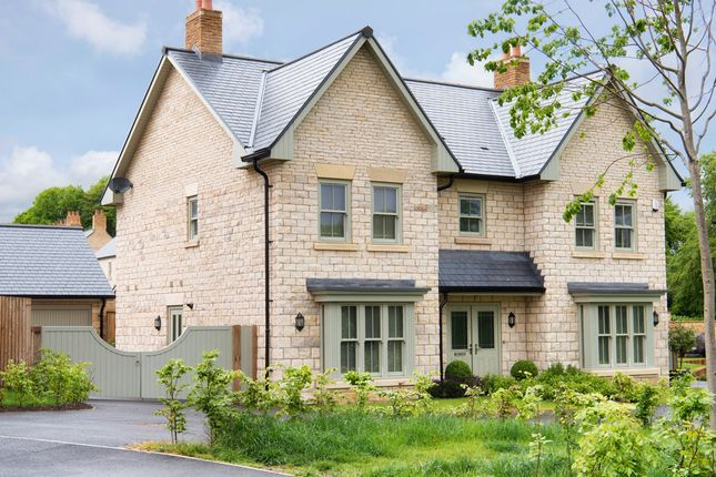Thumbnail Detached house for sale in Hampole Way, Boston Spa, Wetherby