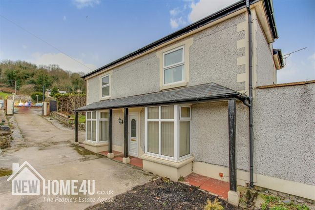 Thumbnail Detached house for sale in Holway Road, Holway, Holywell