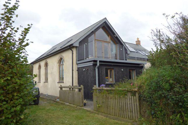 Thumbnail Town house for sale in Kentisbury, Barnstaple