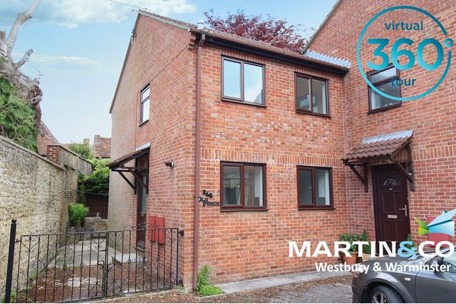 Thumbnail Semi-detached house to rent in Emwell Street, Warminster