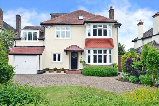 Thumbnail Detached house for sale in West Drive, Cheam, Sutton