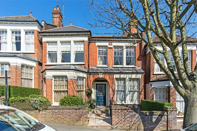Thumbnail Terraced house for sale in Woodland Rise, Muswell Hill, London