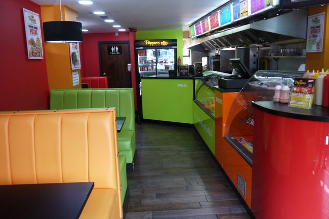 Restaurant/cafe for sale in Hot Food Take Away HD1, West Yorkshire