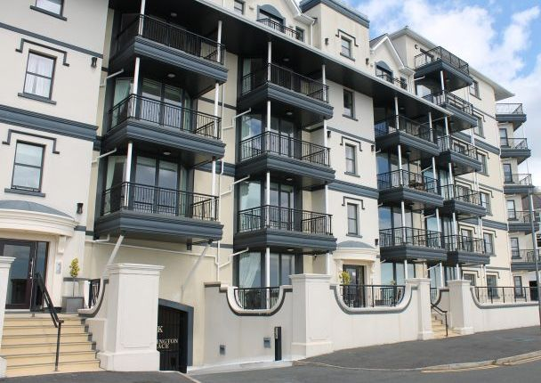 Thumbnail 3 bed flat to rent in Apt. 14 Kensington Place Apartments, Imperial Terrace, Onchan