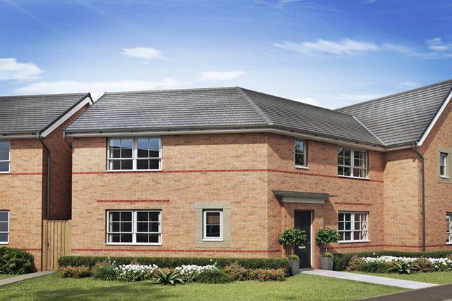 "Detached house for sale in ""Eskdale"" at Heol Ty-Maen, Bridgend"
