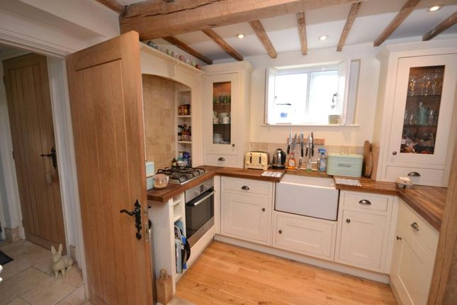 Kitchen Area of Oak Hill Cottages, Oak Hill, East Budleigh, Budleigh Salterton EX9