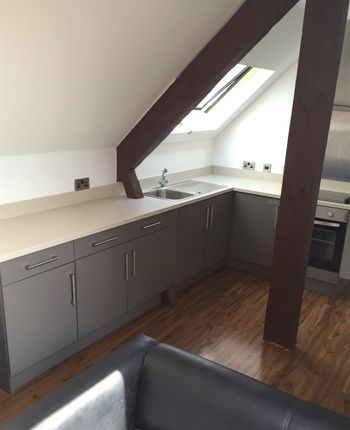 Thumbnail Flat to rent in Hyde Terrace, Leeds