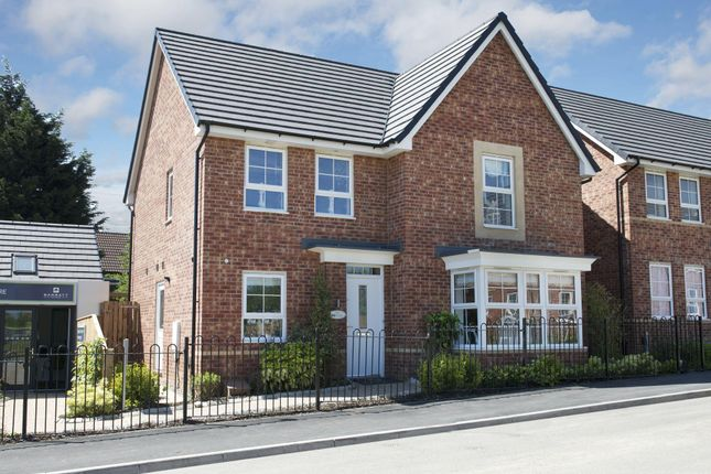 """Thumbnail Detached house for sale in """"Cambridge"""" at Helme Lane, Meltham, Holmfirth"""
