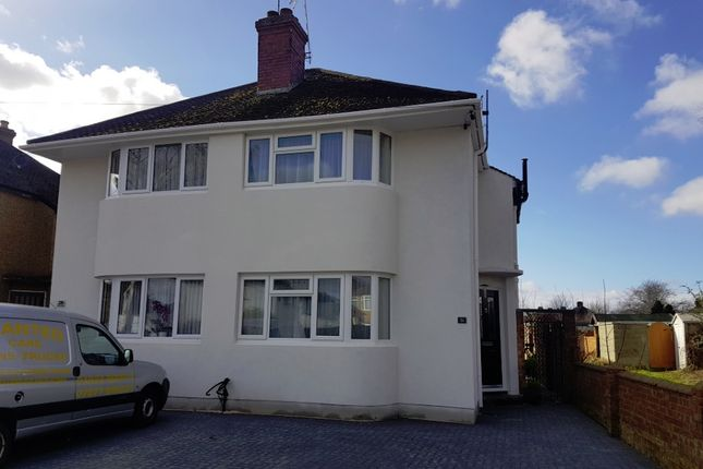 Thumbnail Semi-detached house for sale in Moss Road, Watford